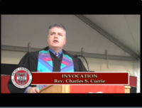 Invocation - Rev. Chuck Currie