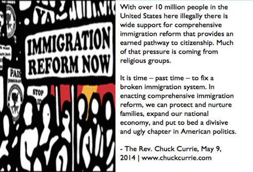 RevCCurrieImmigrationReform